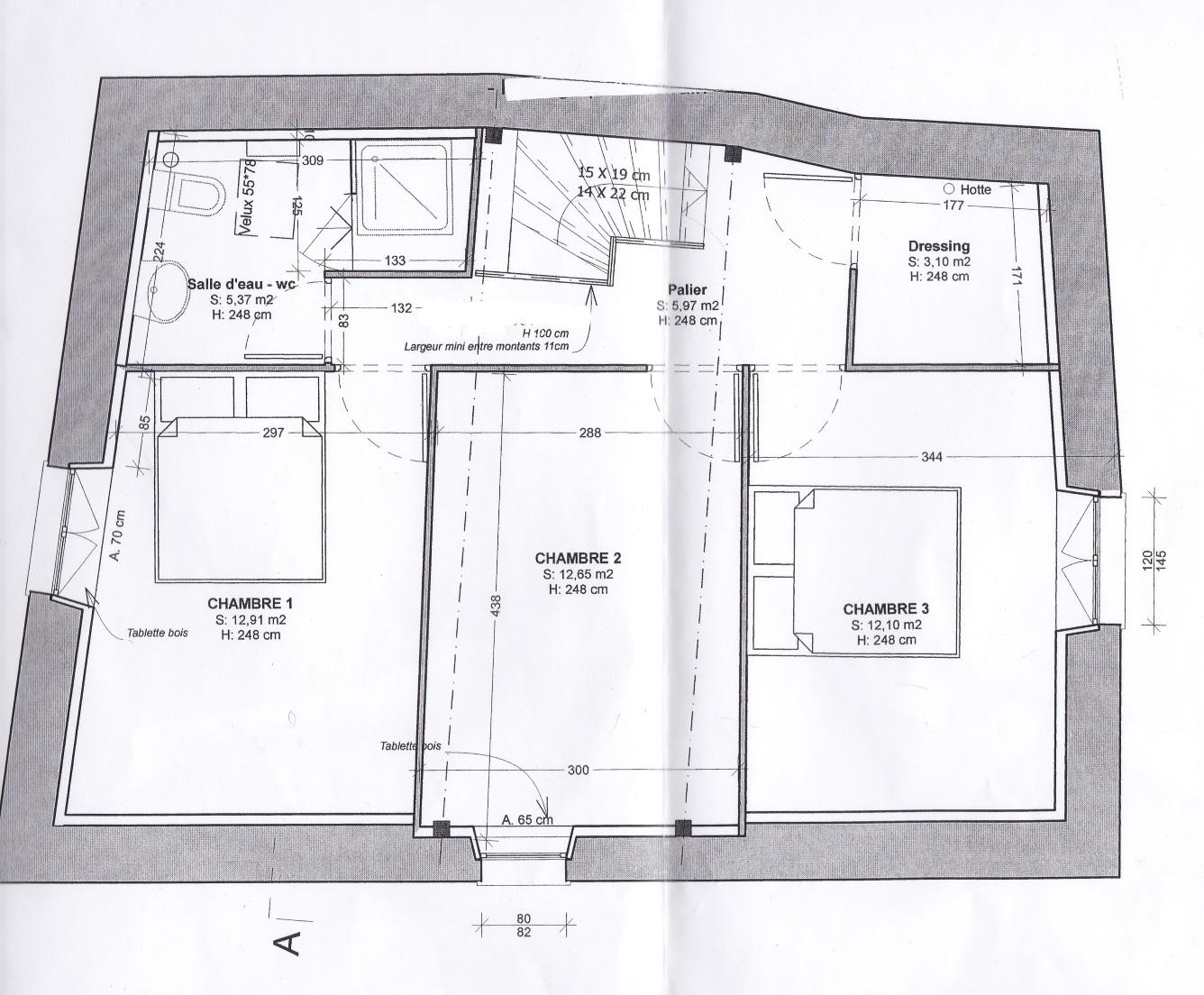 Plan prades etage 0001